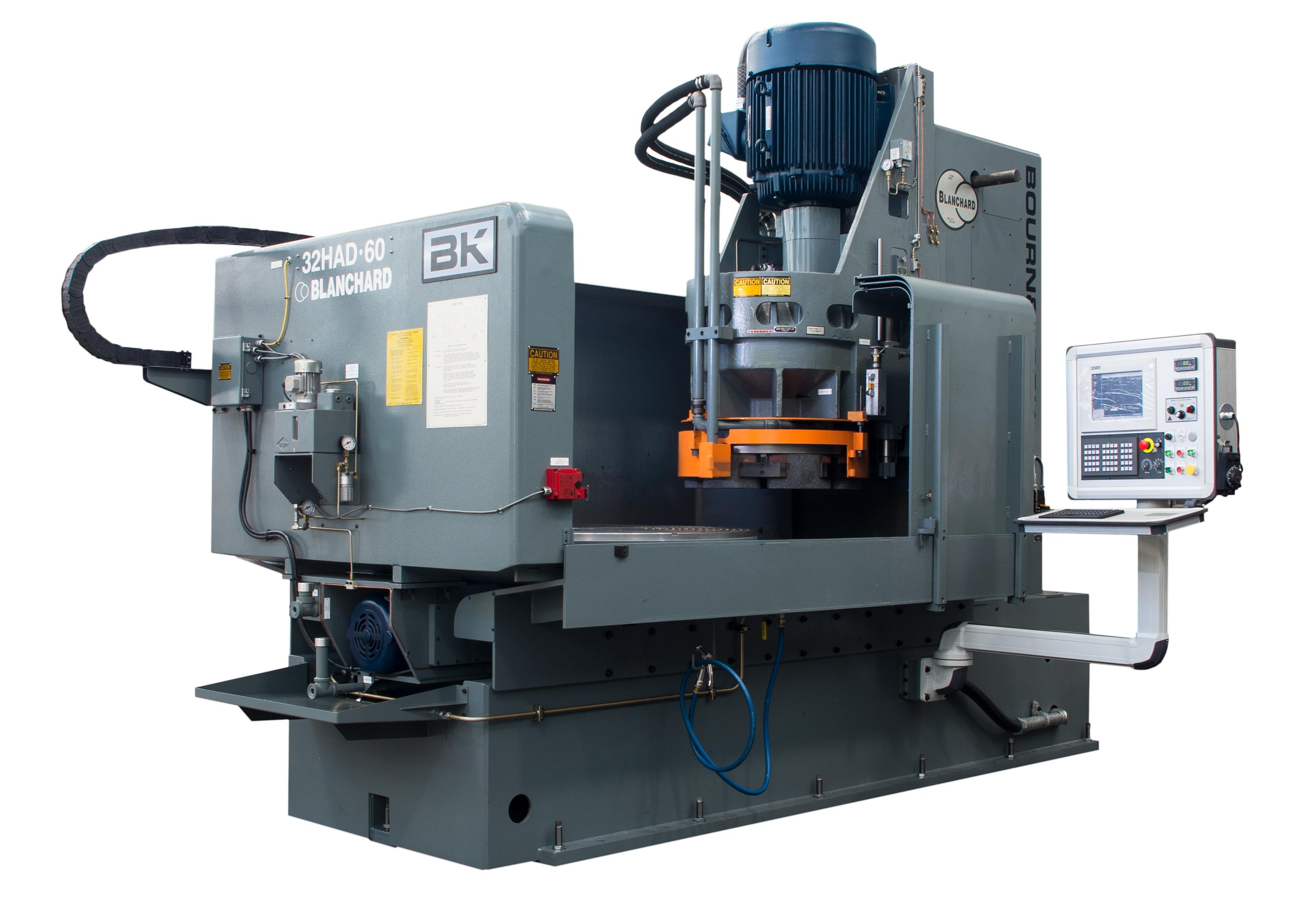 New u0026 Reman CNC Blanchard Grinder